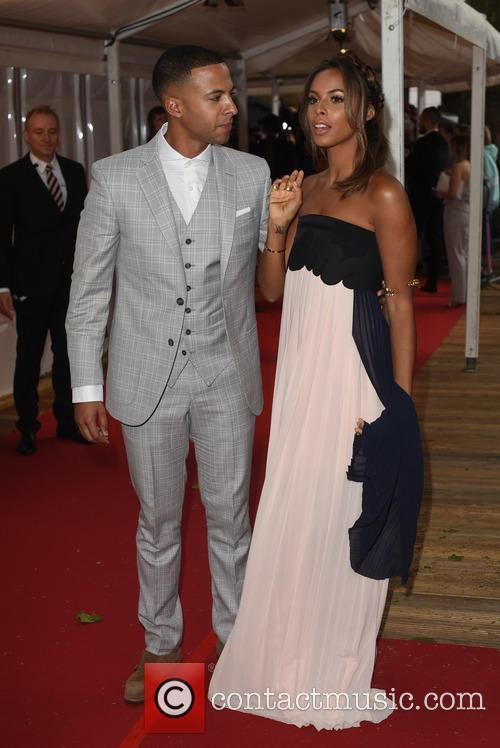 Marvin Humes and Rochelle Humes 7
