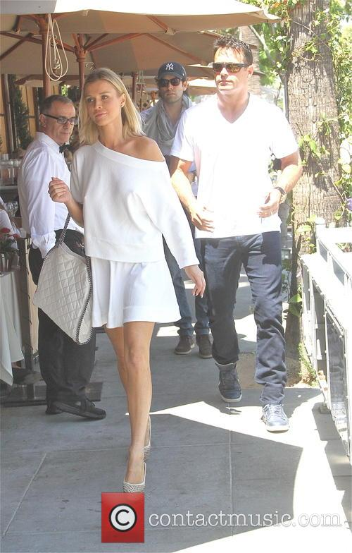 Joanna Krupa and Romain Zago 1
