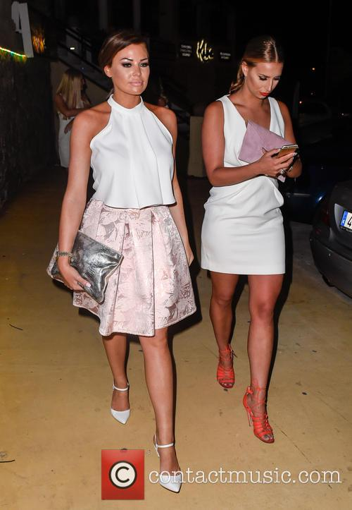 Jessica Wright and Ferne Mccann 2