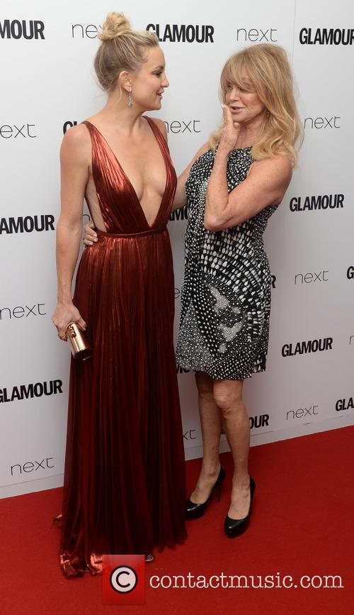 Kate Hudson and Goldie Hawn 9