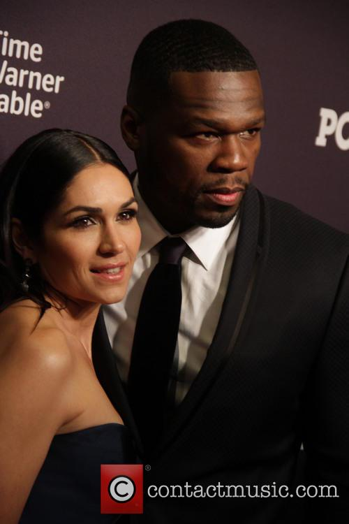 Lela Loren and Curtis 50cent Jackson 2