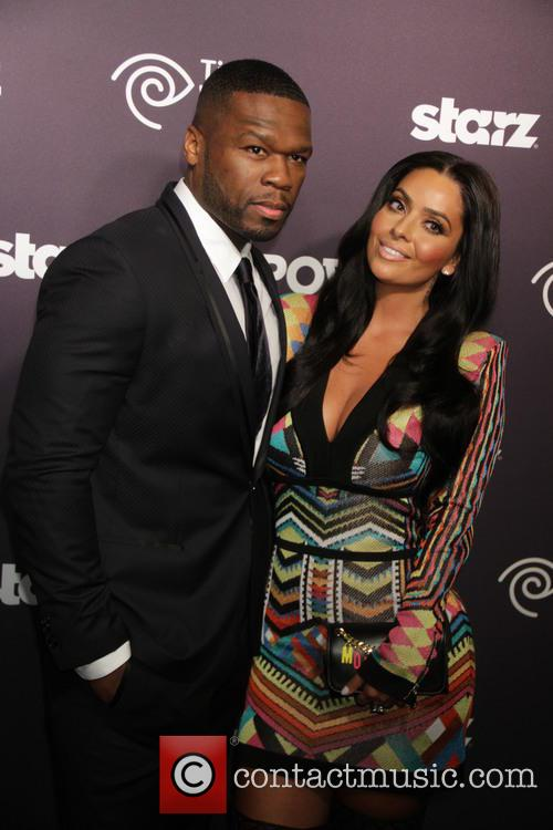Curtis 50cent Jackson and Nancy Babochian 2