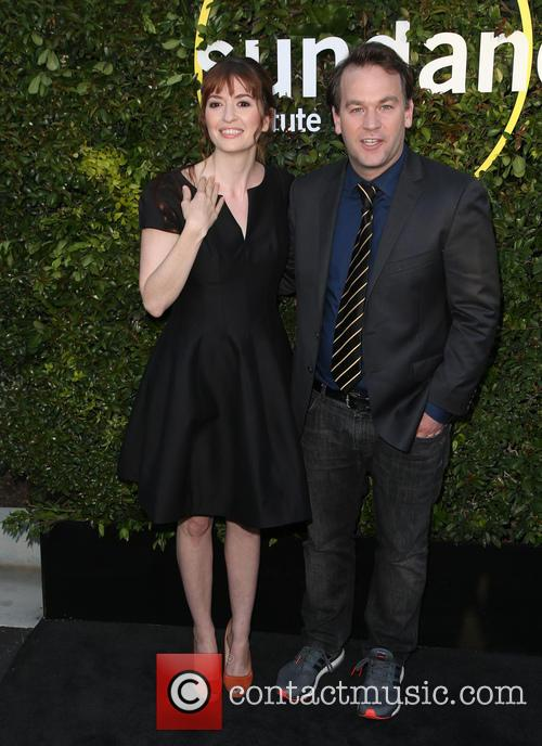 Marielle Heller and Mike Birbiglia 6