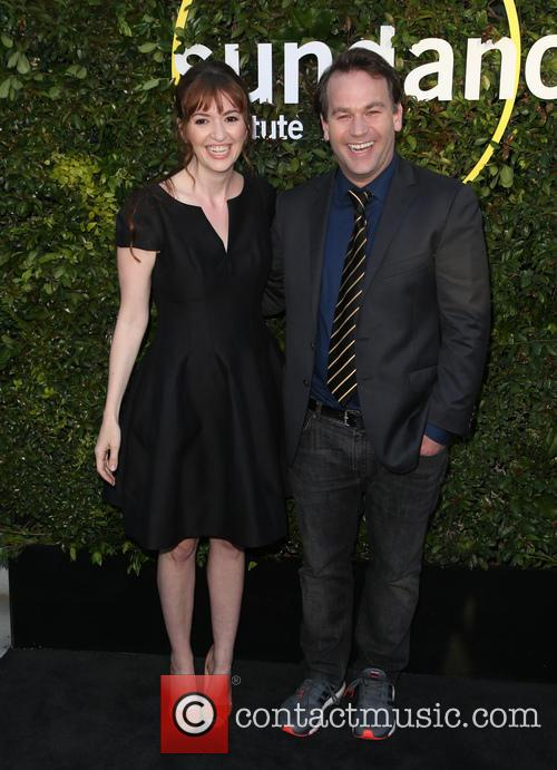 Marielle Heller and Mike Birbiglia 7