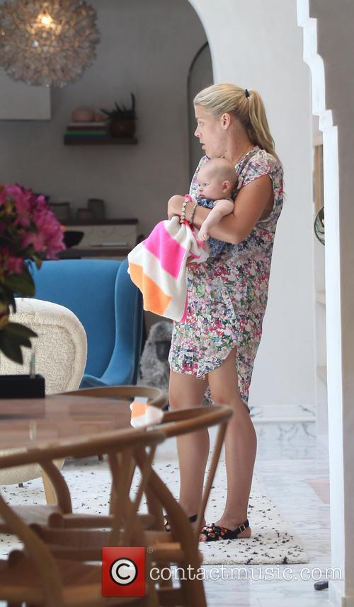 Busy Philipps and Cricket Pearl Silverstein 2