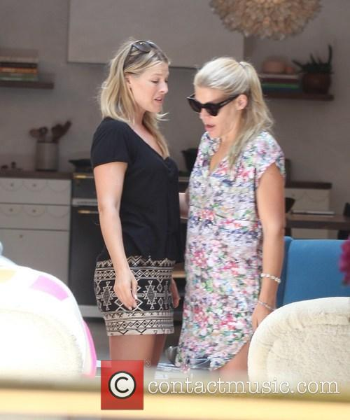 Busy Philipps and Ali Larter 10