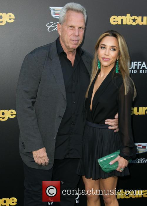 Steve Tisch and Katia Francesconi 1
