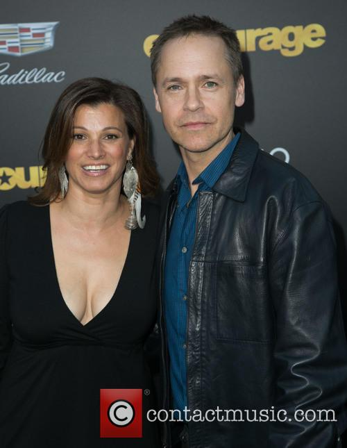 Kim Painter and Chad Lowe 1