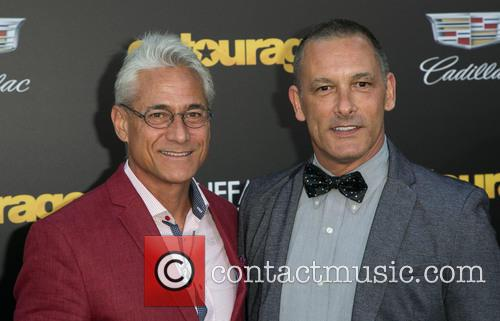 Greg Louganis and Johnny Chaillot 1