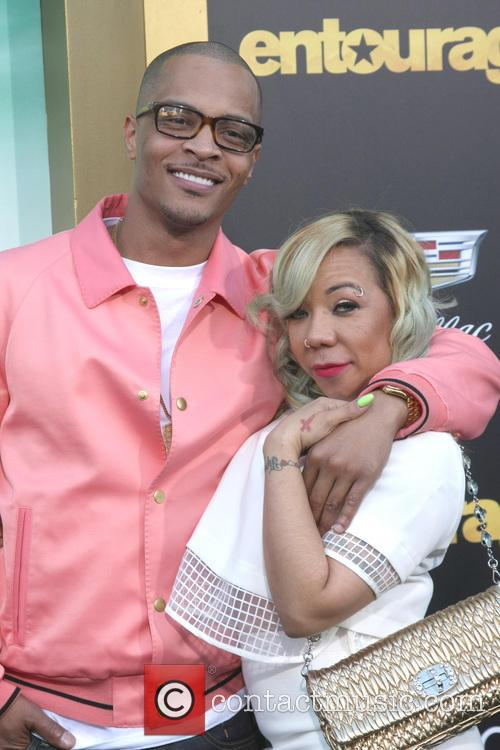 T.i. and Tameka Cottle 3