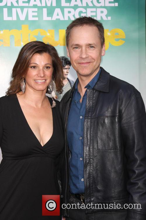 Kim Painter and Chad Lowe 2