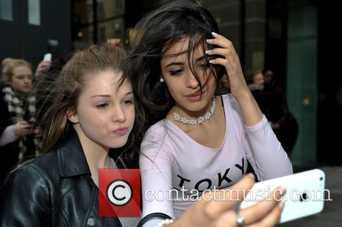 Fifth Harmony and Camila Cabello 2