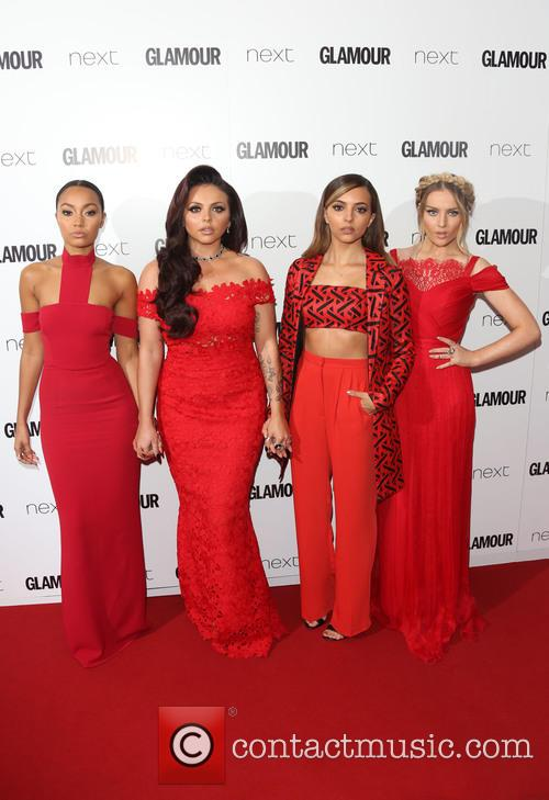 Leigh-anne Pinnock, Jesy Nelson, Jade Thirlwall, Perrie Edwards and Little Mix 2