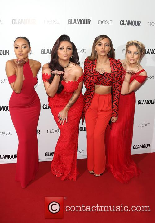 Leigh-anne Pinnock, Jesy Nelson, Jade Thirlwall, Perrie Edwards and Little Mix 3
