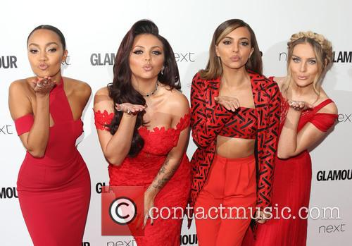Leigh-anne Pinnock, Jesy Nelson, Jade Thirlwall, Perrie Edwards and Little Mix 4