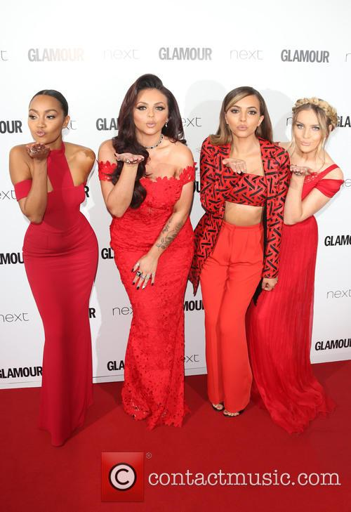 Leigh-anne Pinnock, Jesy Nelson, Jade Thirlwall, Perrie Edwards and Little Mix 1