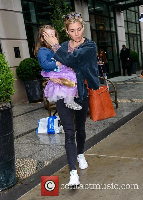 Sienna Miller and Marlowe Sturridge 8
