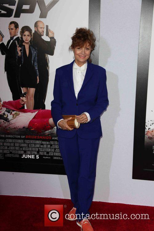 New York premiere of 'Spy'