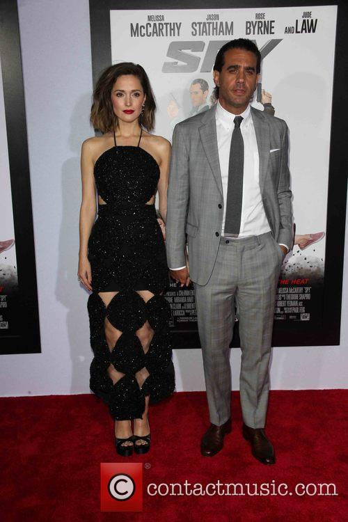 Rose Byrne and Bobby Cannavale 2