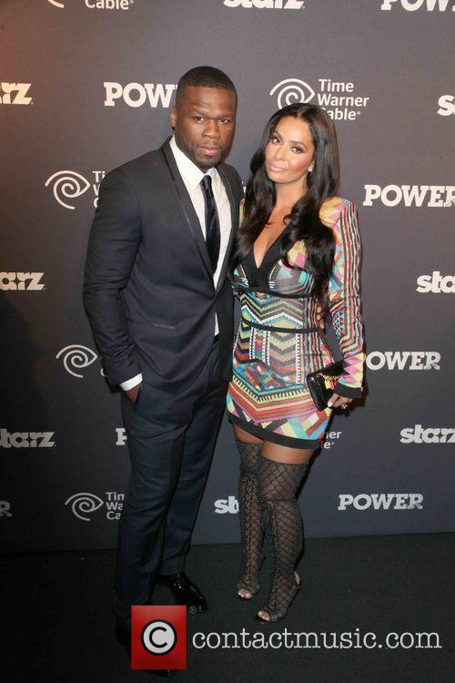 Curtis 50 Cent Jackson and Nancy Babochian 5