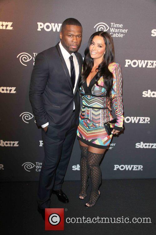 Curtis 50 Cent Jackson and Nancy Babochian 6