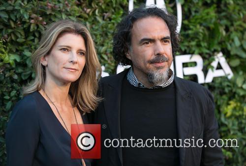 Maria Eladia Hagerman and Alejandro González Iñárritu 1