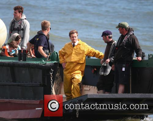 Colin Firth and Rachel Weisz 1