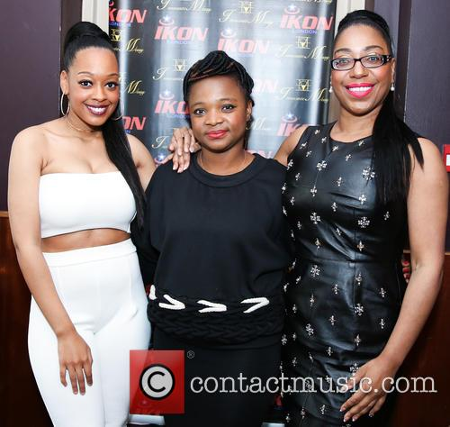 Imani Evans (actress Bbc2's The Kitchen & Mtv's Judge Geordie), Innocent Messy and And Imani's Mother) 2