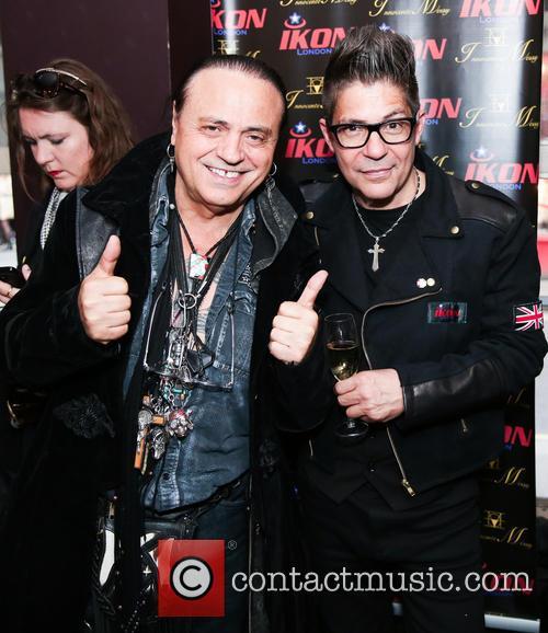 Ciro Orsini and Joe Alvarez 4