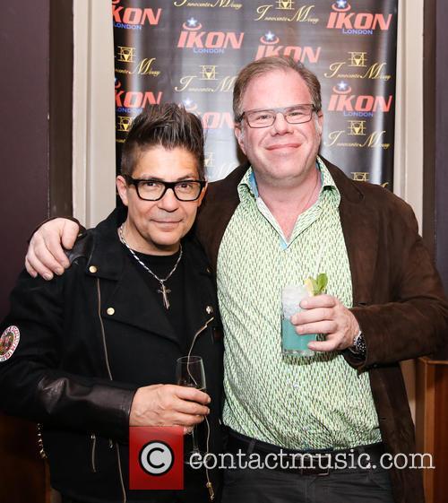Joe Alvarez and Doug Greenig 4