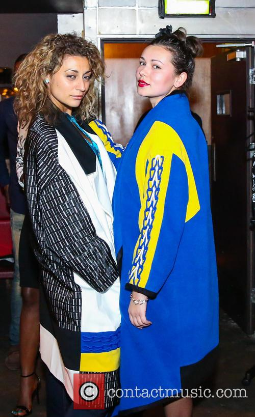 Gabriela Georgieva and Irina Sosnova Models 8
