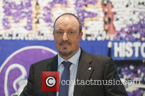 Real Madrid and Rafael Benitez 2