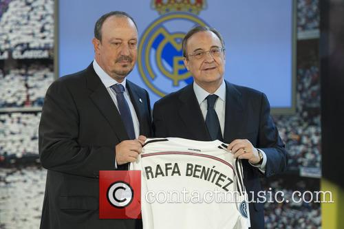Real Madrid, Rafael Benitez and Florentino Perez 10