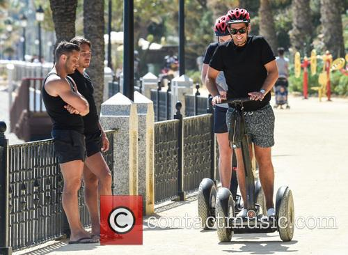 James Argent, James Diags Bennewith, James Locke and Elliot Wright 4