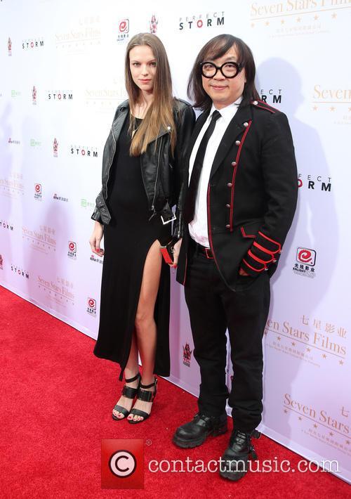 Malgosia Baclawska and Wayne Kao 2
