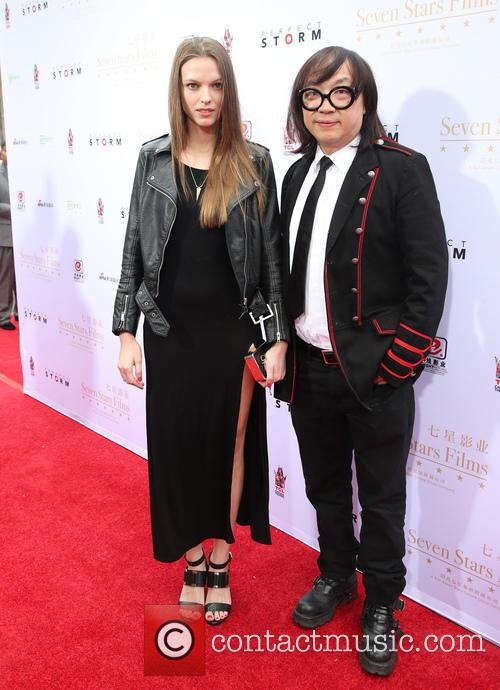 Malgosia Baclawska and Wayne Kao 4