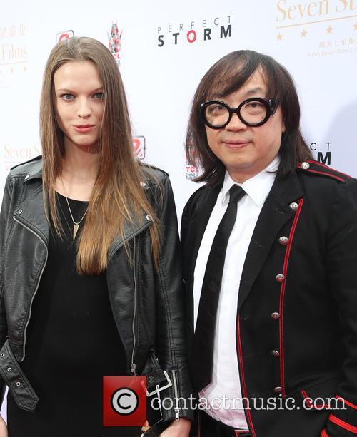 Malgosia Baclawska and Wayne Kao 5