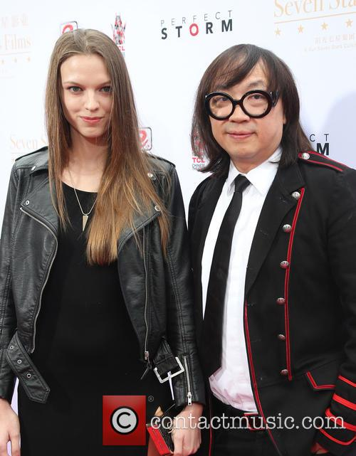 Malgosia Baclawska and Wayne Kao 6