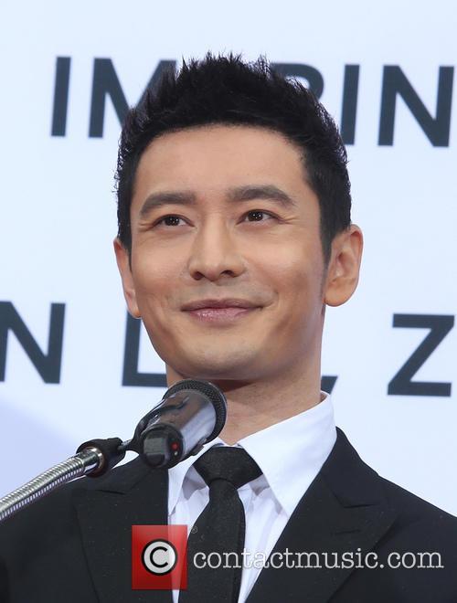 Huang Xiaoming 3