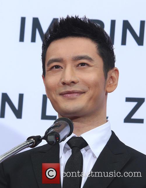 Huang Xiaoming 4