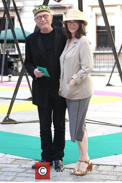 John Hurt and Anwen Rees-myers 4