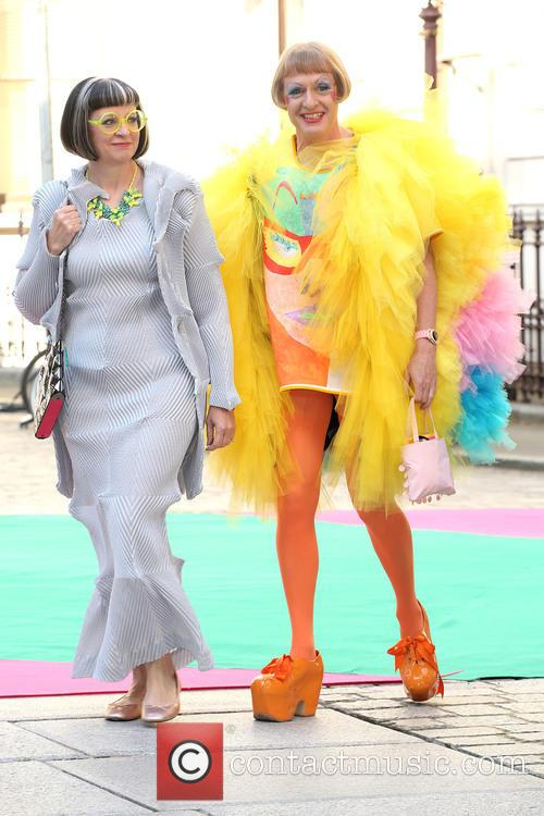 Grayson Perry and Philippa Perry 6