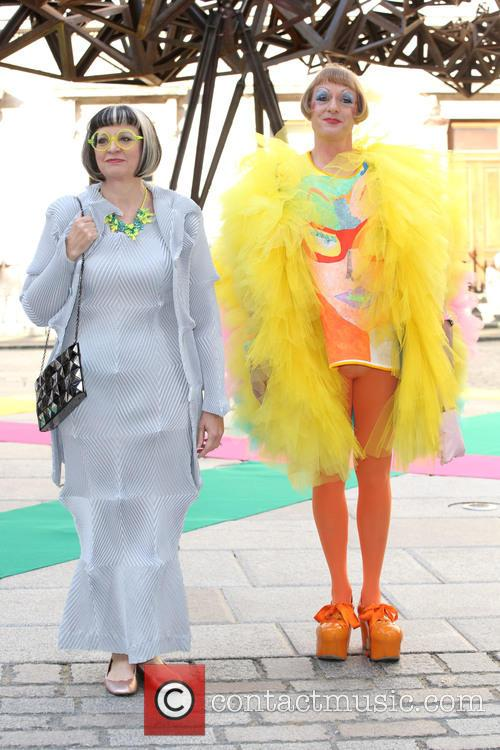 Grayson Perry and Philippa Perry 7