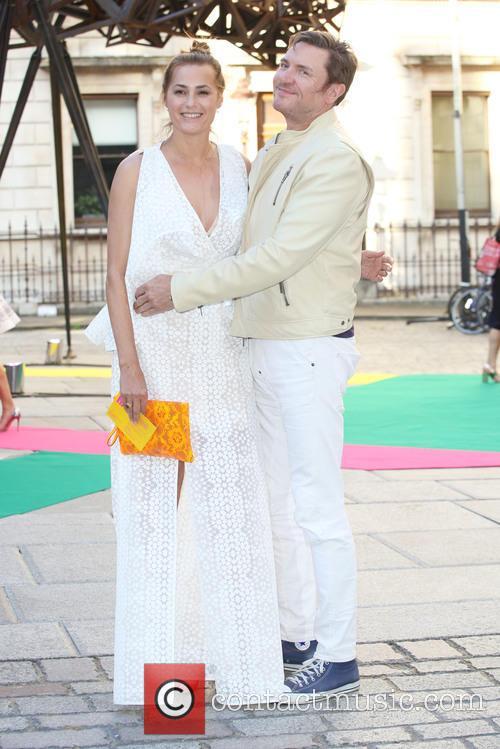 Yasmin Le Bon and Simon Le Bon 7