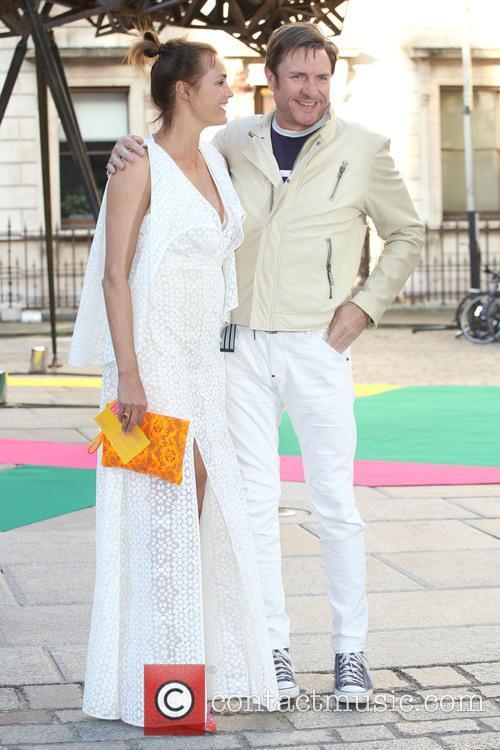 Yasmin Le Bon and Simon Le Bon 9