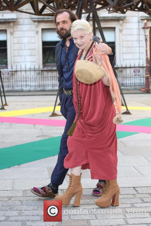 Vivienne Westwood and Andreas Kronthaler 8