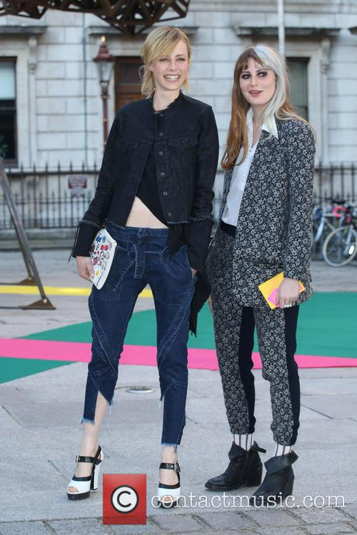 Edie Campbell and Christabel Macgreevy 4