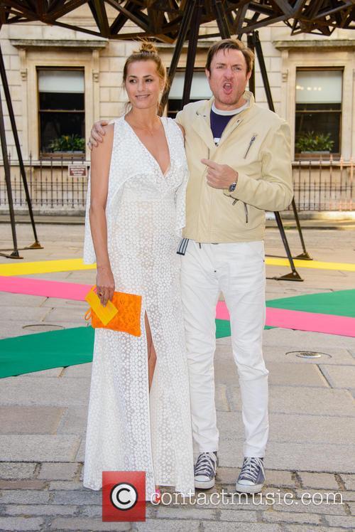 Yasmin Le Bon and Simon Le Bon 5