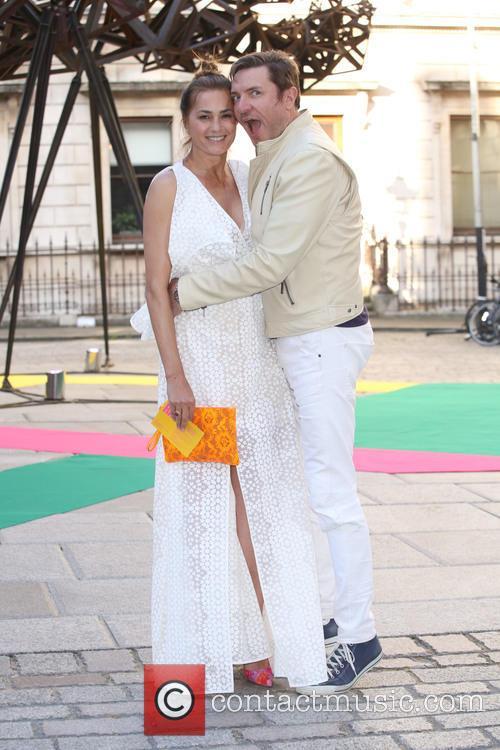Yasmin Le Bon and Simon Le Bon 2