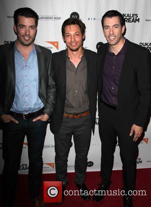 Drew Scott, Josh Rothstein and Jonathan Scott 1